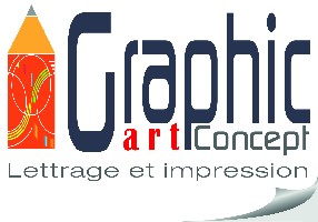 logo Graphic Art Concept sprl
